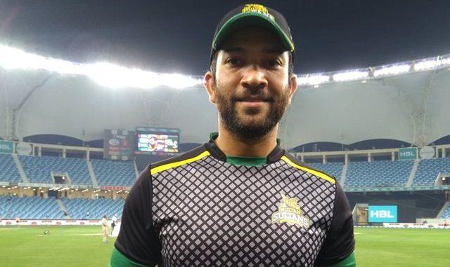 Sohaib Maqsood Pakistani Cricketer