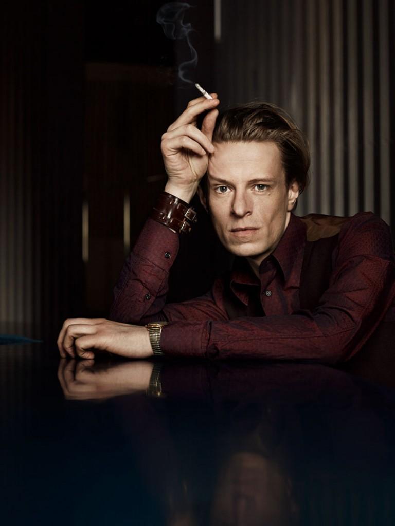 Alexander Scheer German Actor