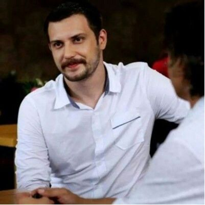 Alican Albayrak Turkish Actor