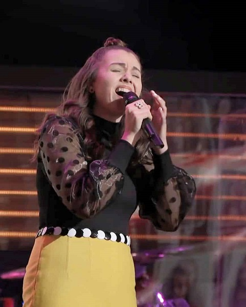 Who is Anna Grace The Voice? Meet Her On Instagram
