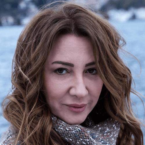 Aysegül Günay Turkish Actress