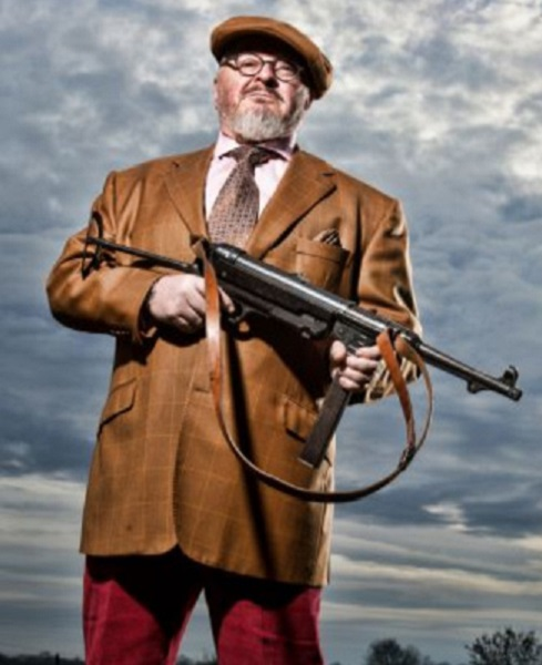 Who is Combat Dealers Bruce Crompton? His Wife And Background explored