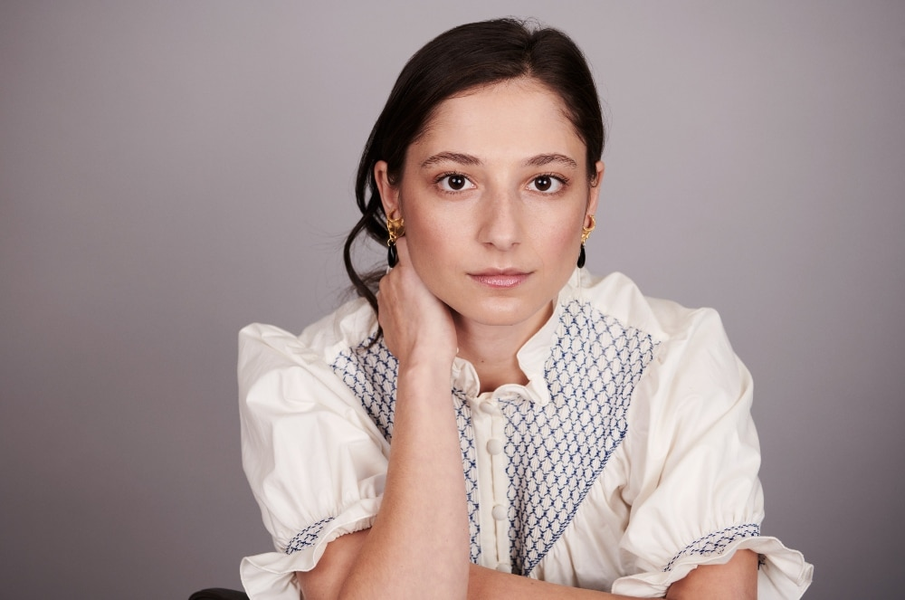 Elisha Applebaum British Actress