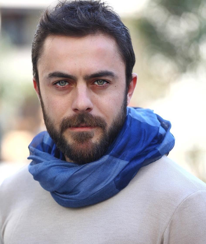 Eren Hacisalihoglu Turkish Actor