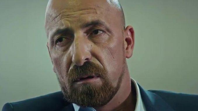 Hüseyin Baylan Turkish Actor