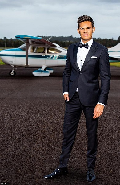 Who is Jimmy Nicholson? Meet New Bachelor Australia 2021 On Instagram