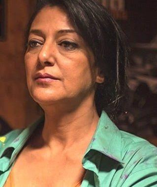 Nadia Niazi Moroccan Actress
