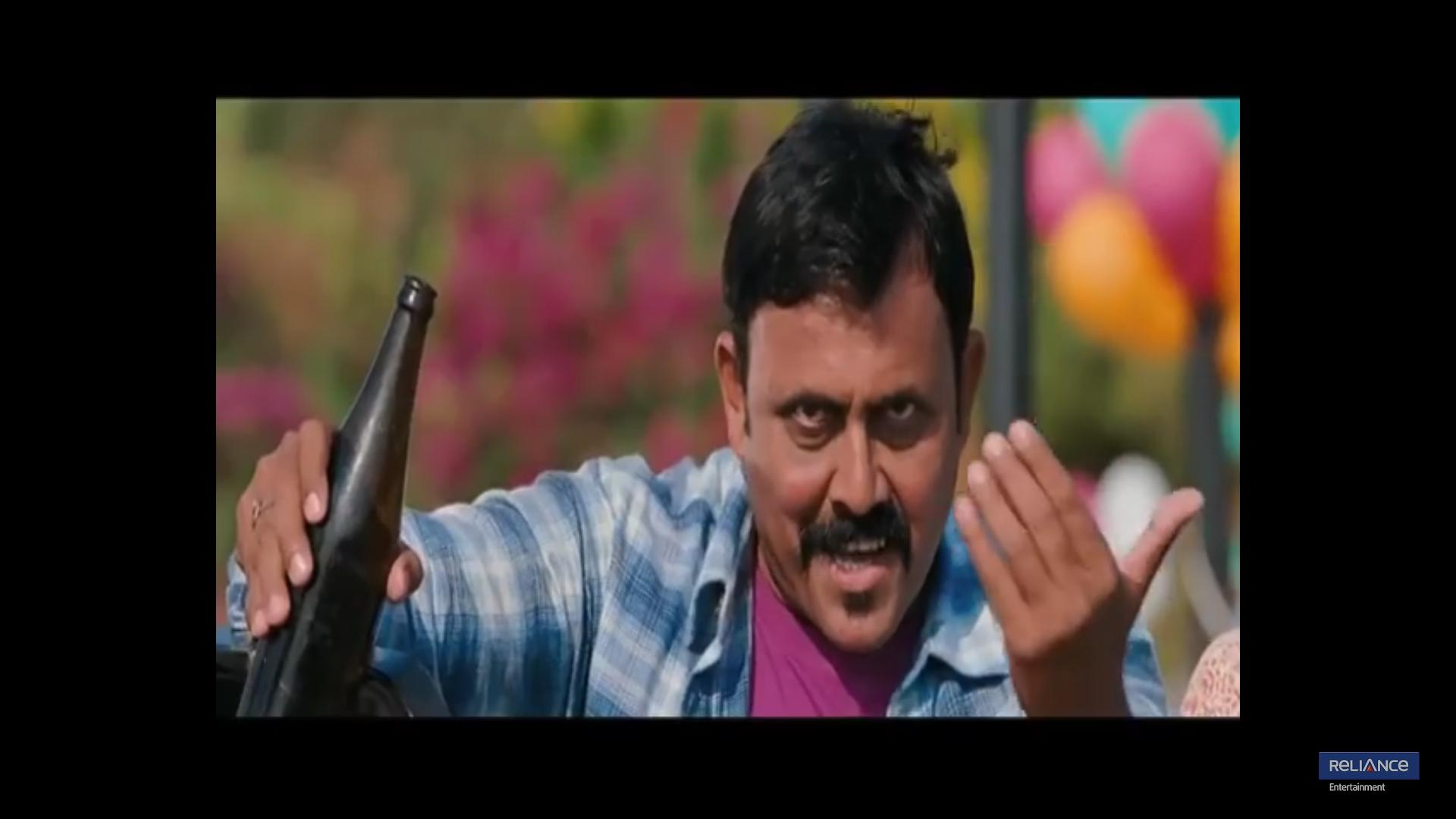 Naushaad Abbas Indian Actor