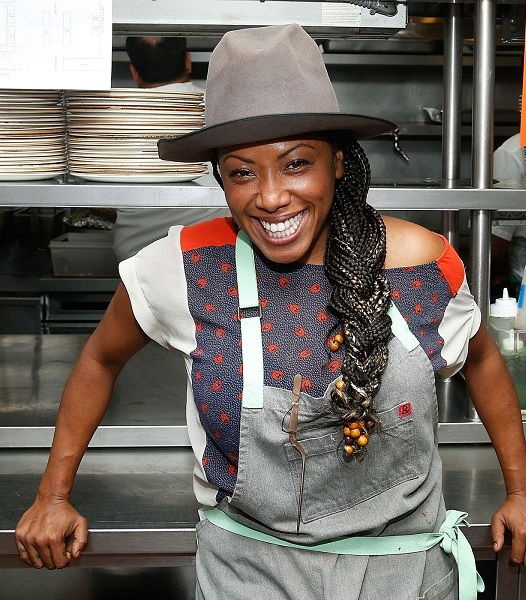 Nyesha Arrington Age, Wiki: Everything To Know About The Chef