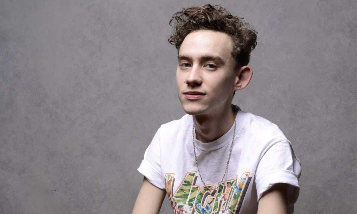 Olly Alexander British Actor, Singer, Songwriter