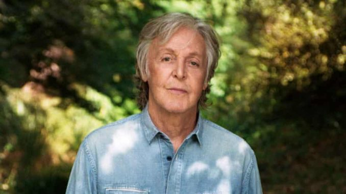 Paul McCartney Britsish Actor, Singer, Songwriter