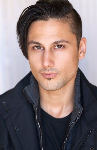 Who is Actor Blake Davis? Arrested Over Samurai Sword Incident