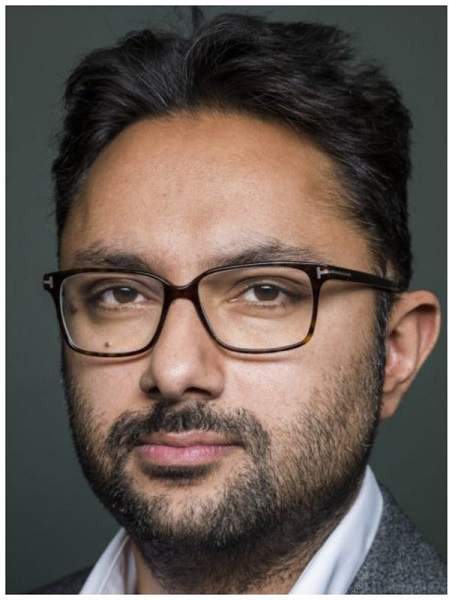 Sathnam Sanghera Wife And Ethnic Background: Who Are His Parents?