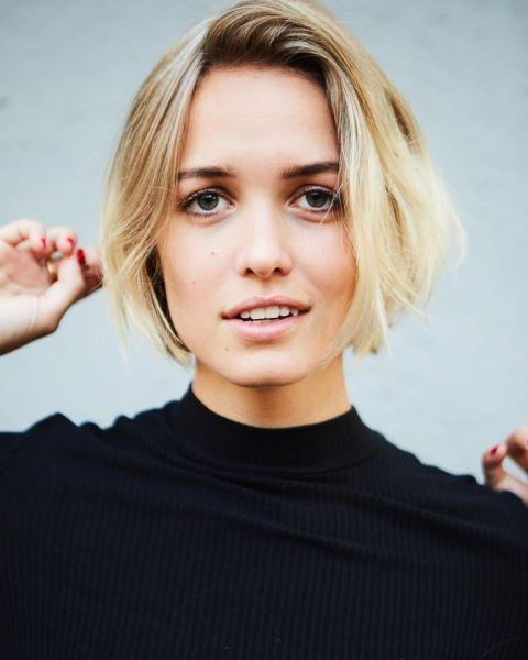 Theresa Frostad Eggesbø Norwegian Actress