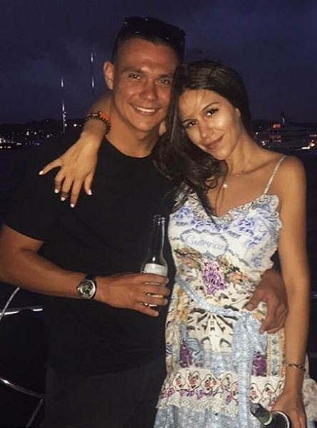 Who is Alexandra Constantin? Meet Tim Tszyu Girlfriend On Instagram