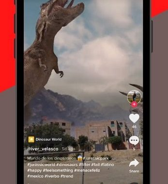 What Is Dinosaur Filter TikTok: How To Get The Dinosaur Filter TikTok?