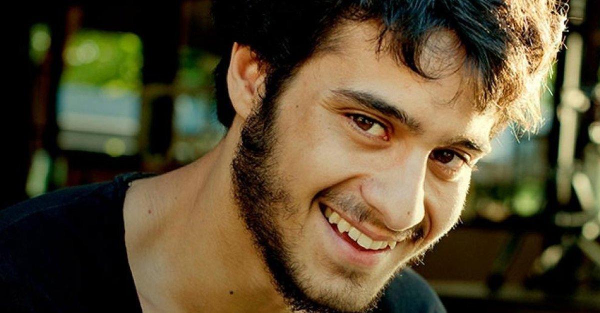 Yagizkan Dikmen Turkish Actor