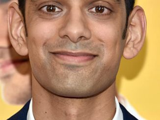 Amit Shah British Actor