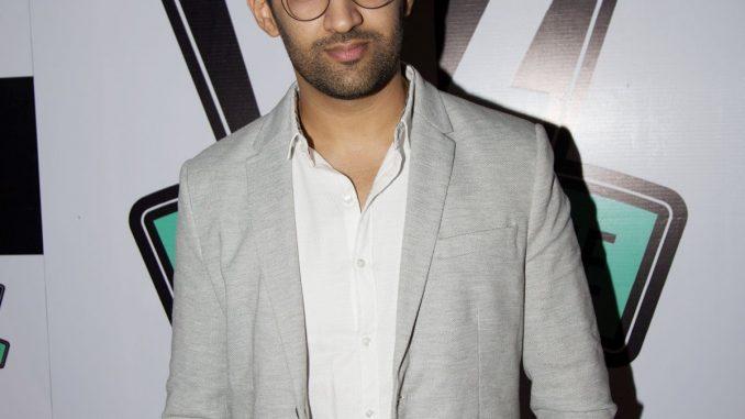 Arjun Aneja Indian Actor