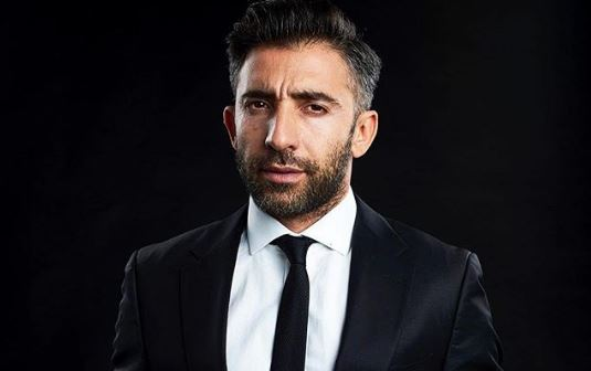 Mert Turak Turkish Actor
