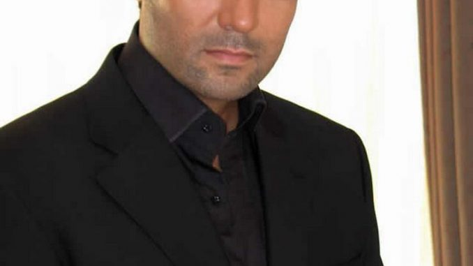 Saruhan Hünel Turkish Actor