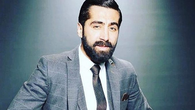 Volkan Basaran Turkish Actor