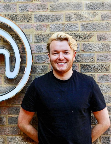 Who is Tom Rhodes From Masterchef 2021 Finals?