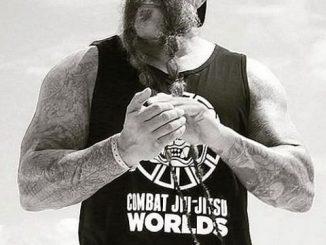 Mike Beltran MMA Wikipedia: Info On His Beard, Mustache And Net Worth