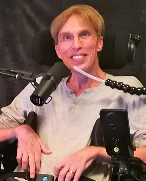 Dr Peter Scott-Morgan Wikipedia: Who is Human Cyborg?