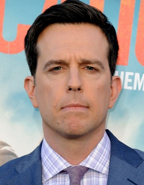 Ed Helms Wife and Daughters Pictures/Photos Exposed