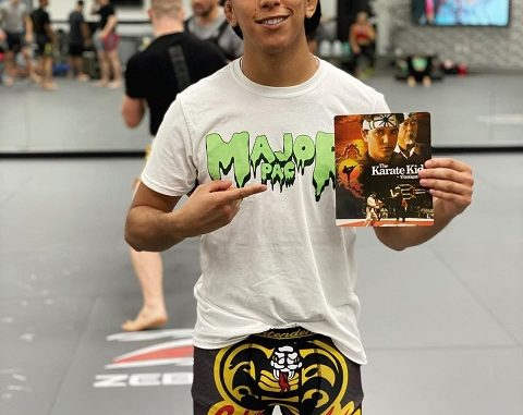 Jeff Molina Wikipedia Age: Info On MMA Fighter Height And Weight