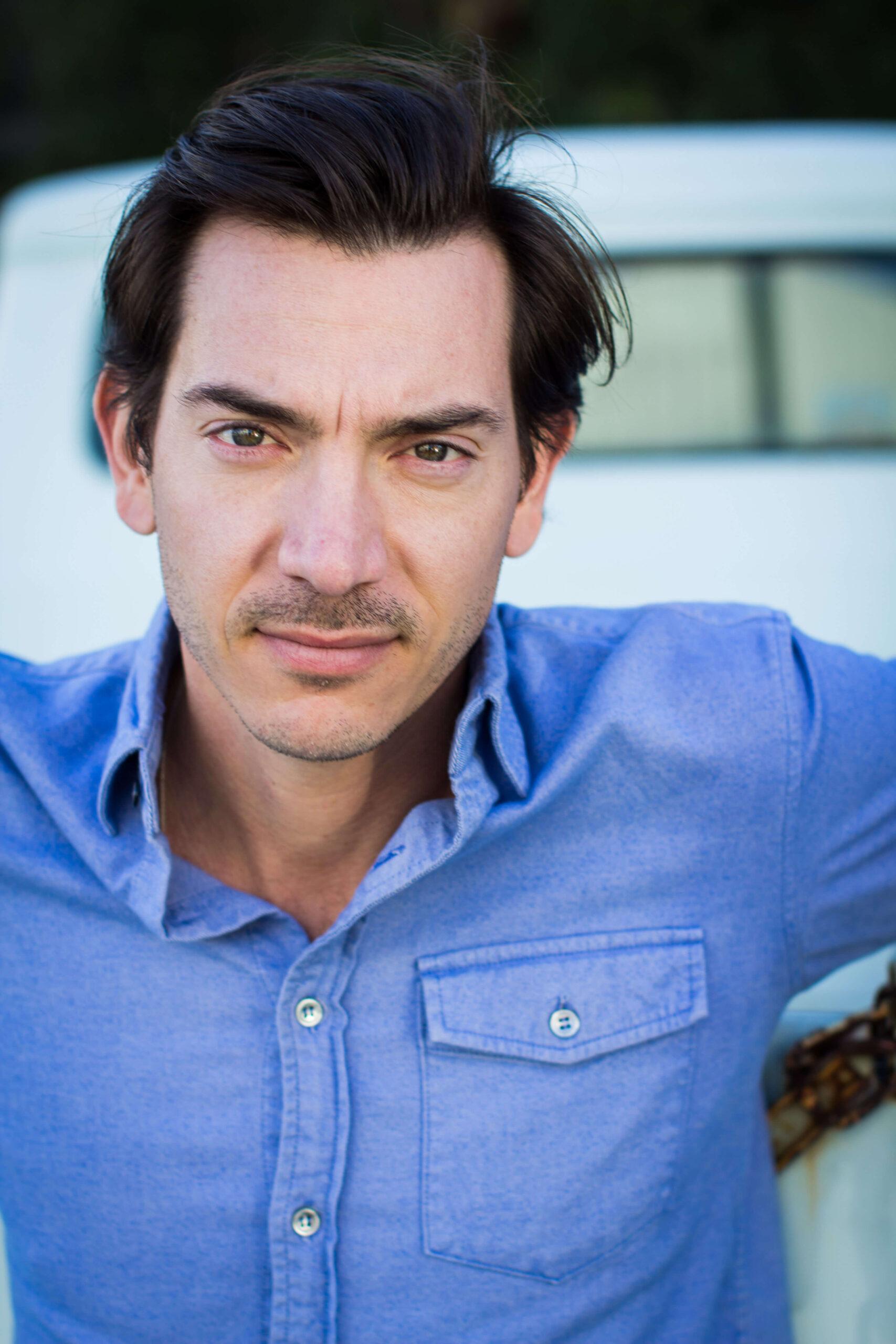 Matty Finochio Canadian Actor