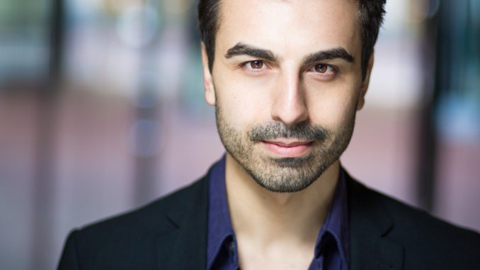 Michael Antonakos Greek Actor