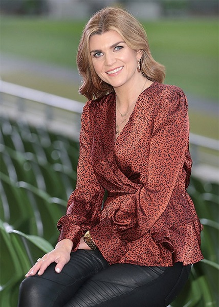 Muireann O Connell Age Wikipedia: Husband And Family Info