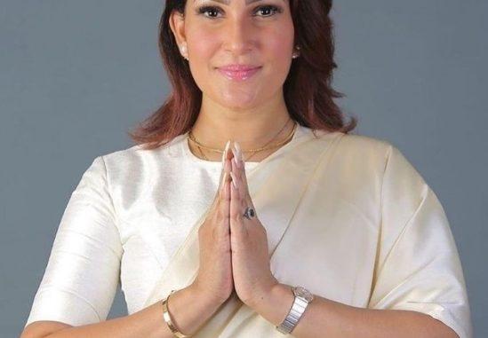 Pushpika De Silva: Her Husband And Marriage Information