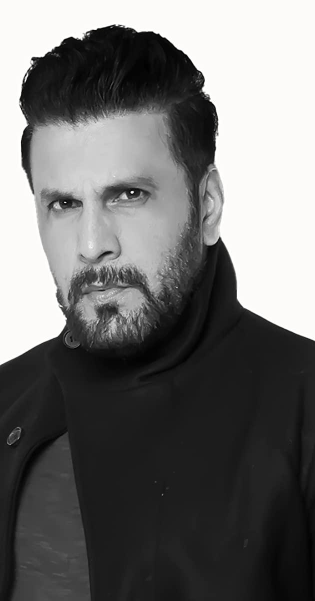 Vaquar Shaikh Indian Actor