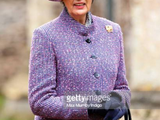 Who Is Lady Susan Hussey? Husband And Family Life