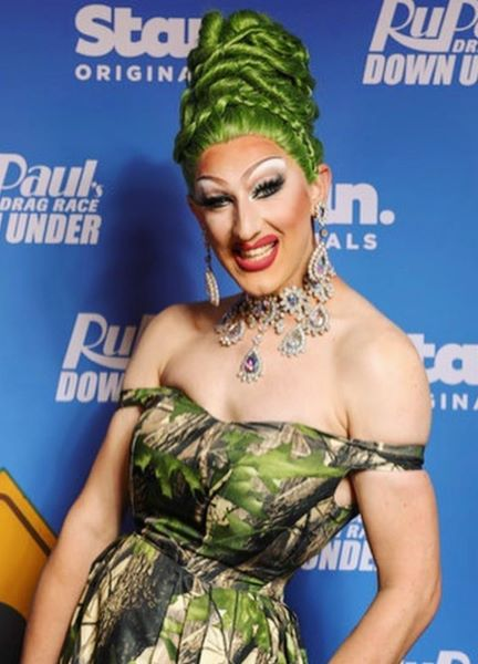 Anita Wiglit: Meet The Drag Race Down Under From Auckland