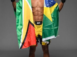 Carlston Harris UFC Wikipedia: Where Is He From?