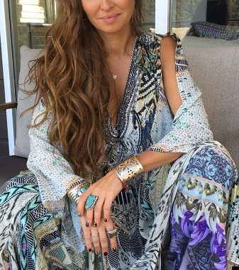 Who Is  Camilla Franks Mother? Her Parents And Family Background