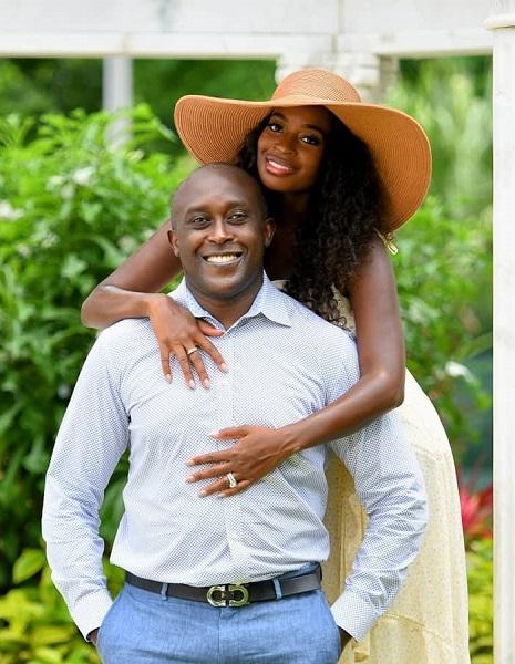 Who Is Gerald Mwangi? Know Shamea Morton Husband Age And Net Worth
