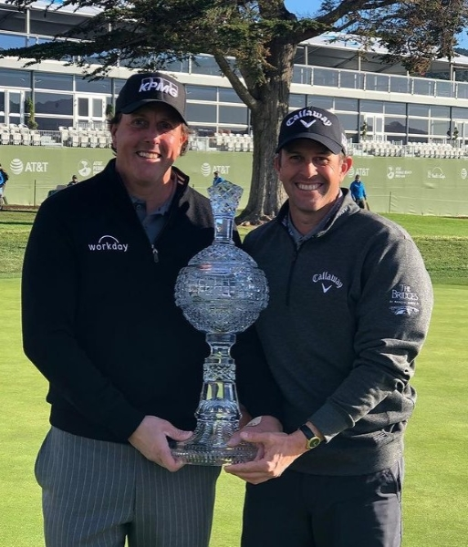 Tim Mickelson Age And Wikipedia: How Old Is Phil Mickelson Brother And Caddie?