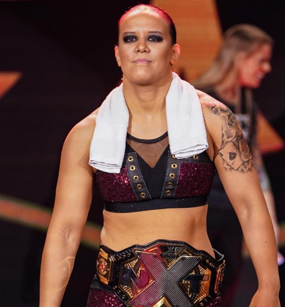 Shayna Baszler Sexuality Explored: Is She Gay?