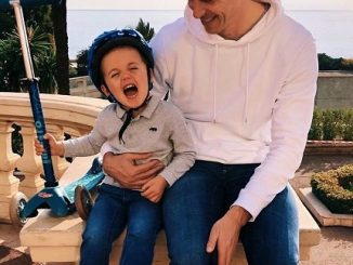 How Old is Toto Wolff Son Jack Wolff? Meet Him On Instagram