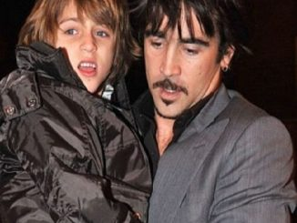 James Padraig Farrell Age: Everything On Colin Farrell Son