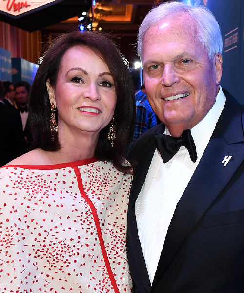 Who Is Linda Hendrick? Everything On Rick Hendrick Wife And Family