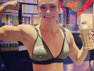 Is Michelle Waterson Married? Husband And Family Details