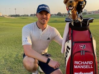 Who Is Golfer Richard Mansell Dad? His Wikipedia And Family