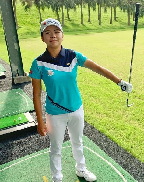 Golfer Wei-ling Hsu Wiki And Parents: Where Is She From?