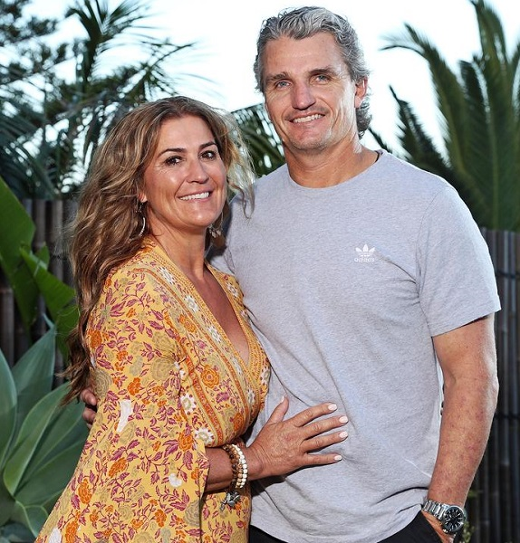 Who Is Rebecca Cleary? Ivan Cleary's Wife Age and Instagram Name